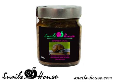 Копчені равлики від Snails House