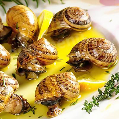Чим французькі рецепти равликів відрізняються від інших?